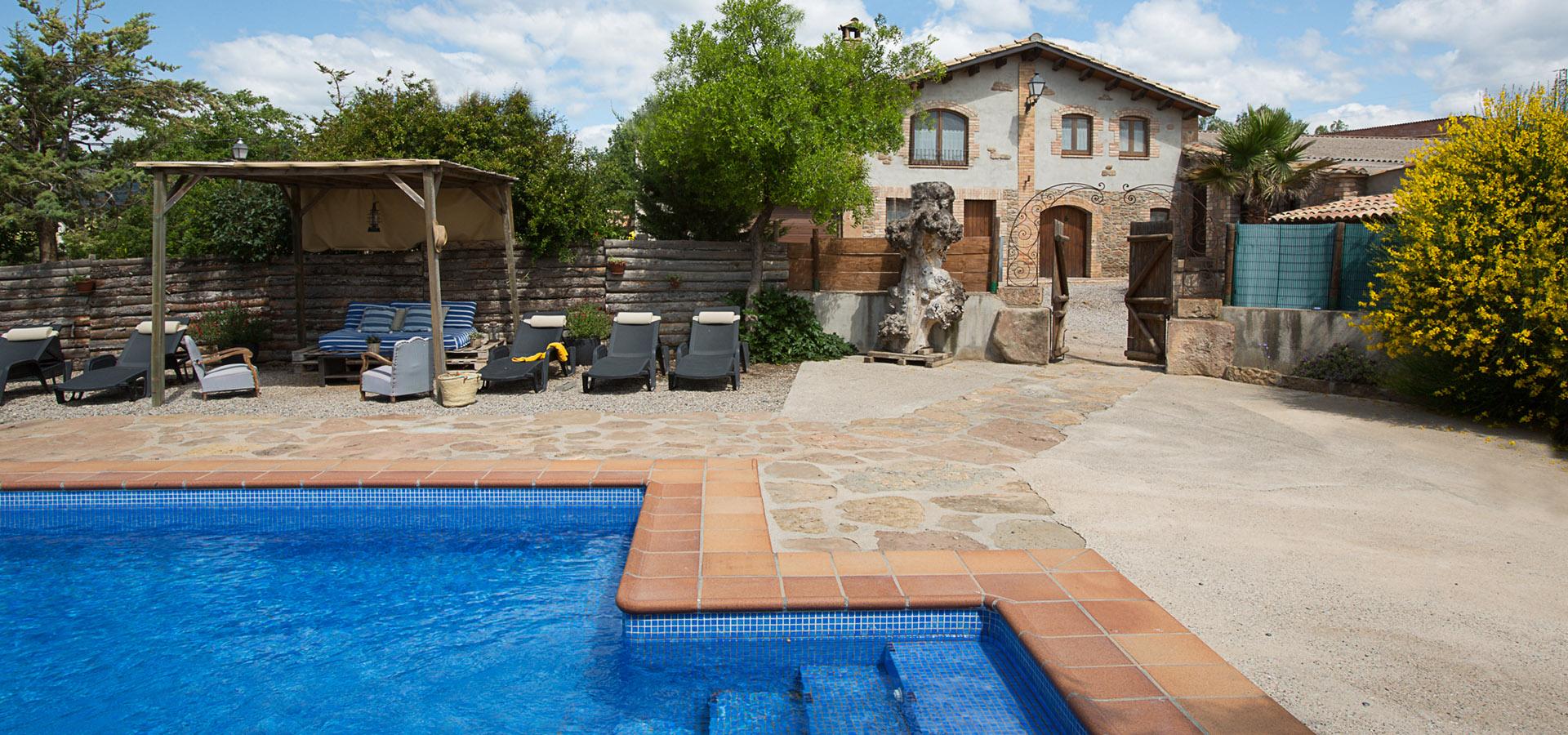 Casa rural marcus olius lleida - Casas rurales lleida piscina ...